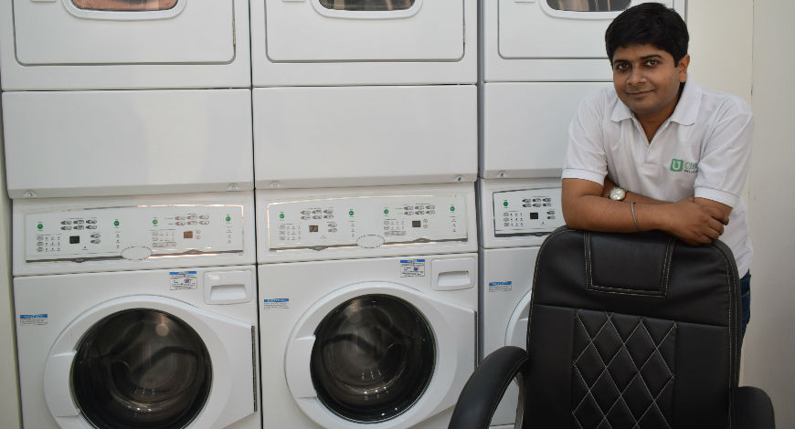 Uclean and alliance laundry systems u s a join hands for a for Alliance laundry systems