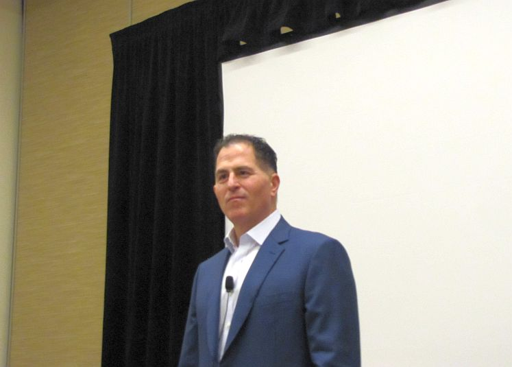 Michael Dell, Chairman & CEO, Dell Technologies