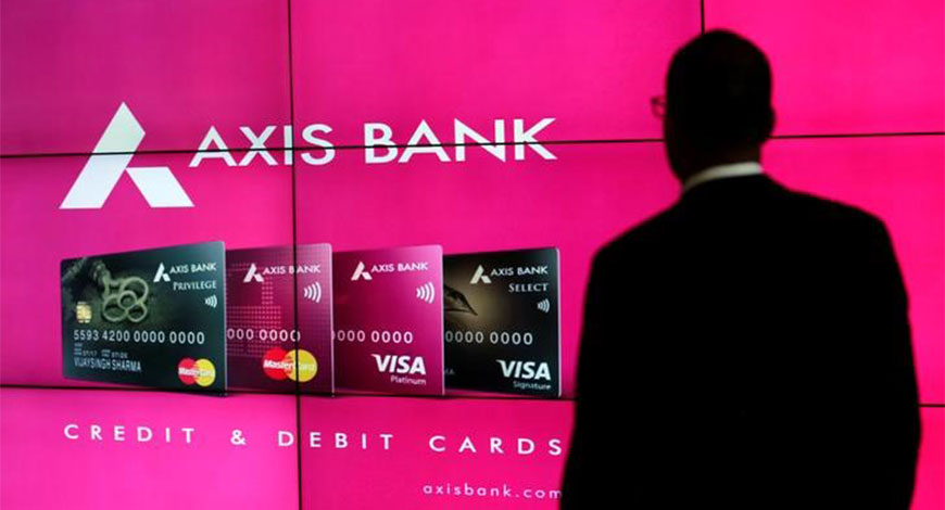 Axis Bank Shares Tumble Over 9% After Bleak Q2 Earnings