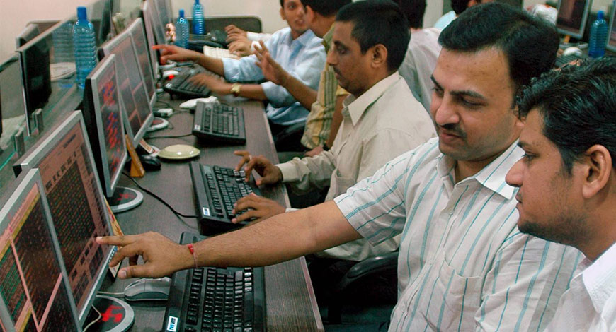 Sensex Gains 146 Points On Global Cues
