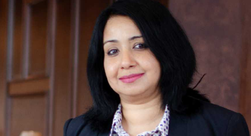 Sherona Fernandes Appointed as Director of HR at Sheraton
