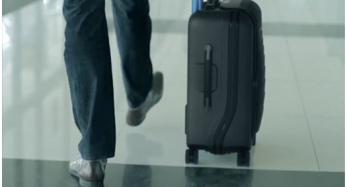 Forget The Self-driving Car, Self-driving Suitcases To Help Travellers With Weighty Bags