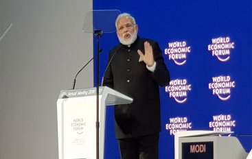 Narendra Modi At Davos: What The Indian Prime Minister Said