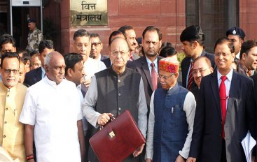 LIVE STREAMING: Union Budget 2018; Propose To Tax Long-Term Capital Gains Exceeding Rs 1 Lakh At 10 Percent Without Indexation, FM