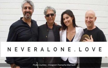 Deepak Chopra & Friends Announce Movement For Mental Wellbeing & Suicide Prevention #Never Alone