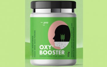 JIVO Wellness Launches Oxy Booster: Natural Oxygen In Box