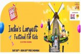 Event Capital announces the 4th edition of Nickelodeon Windmill Festival