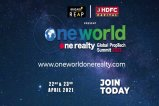 Brigade Reap and HDFC Capital's 'One World One Realty' Commemorate International Earth Day