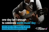Paytm Insider's Virtual Concerts To Celebrate World Music Day