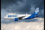 GO FIRST Creates History With the Firstt Night Flight From Jammu