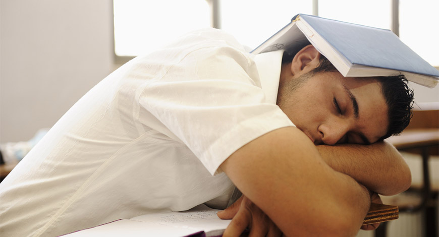 an examination of the needed sleep for teenagers This should be within reason and teenagers often need to be taught good sleep habits they need to know that they won't function as well during the day if they miss.