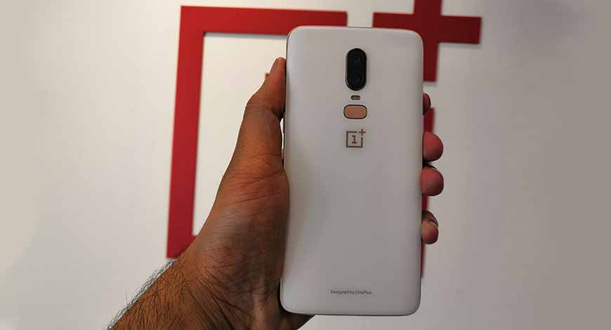 OnePlus 6 lands in India alongside Marvel Avengers Edition