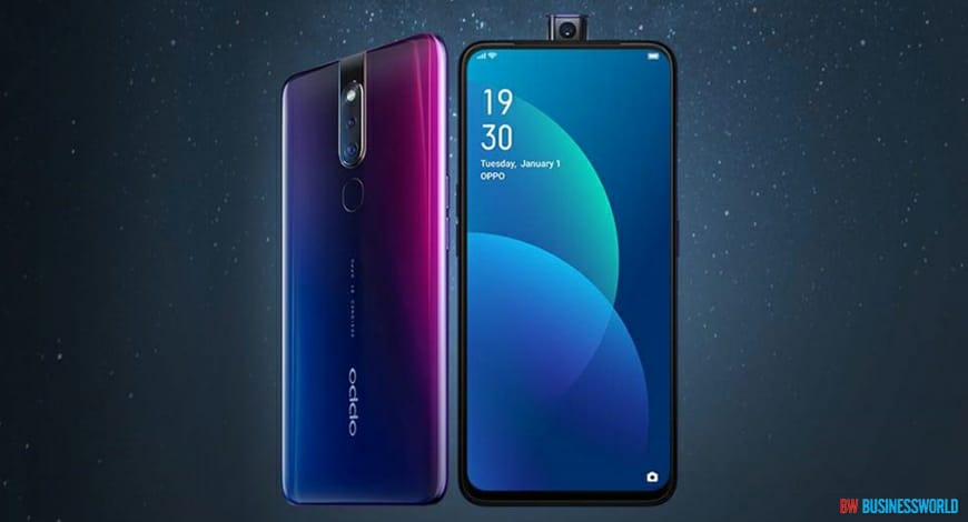 5 Specifications That Qualify Oppo F11 Pro To Become