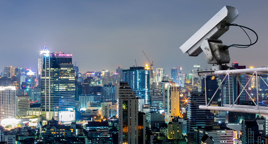 Cities Must Invest In Video Surveillance For Safer Cities