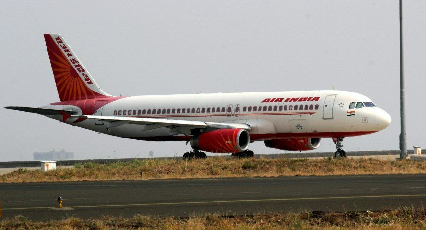 Air India Puts New Airbus A320 Neo Into Operation - BW