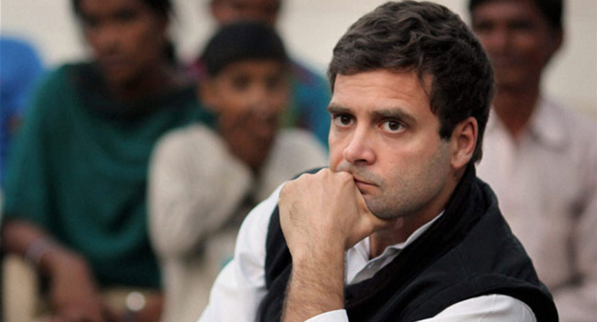 where will the jobs come from rahul gandhi asks pm modi bw