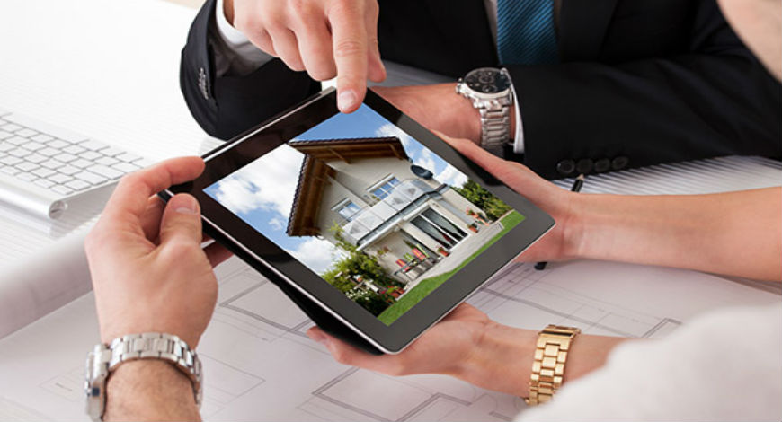 technology is changing real estate
