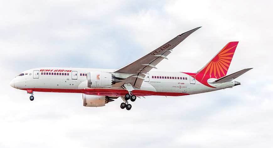 Fifty-Fifty: Should Air India Continue To Use The Maharajah?