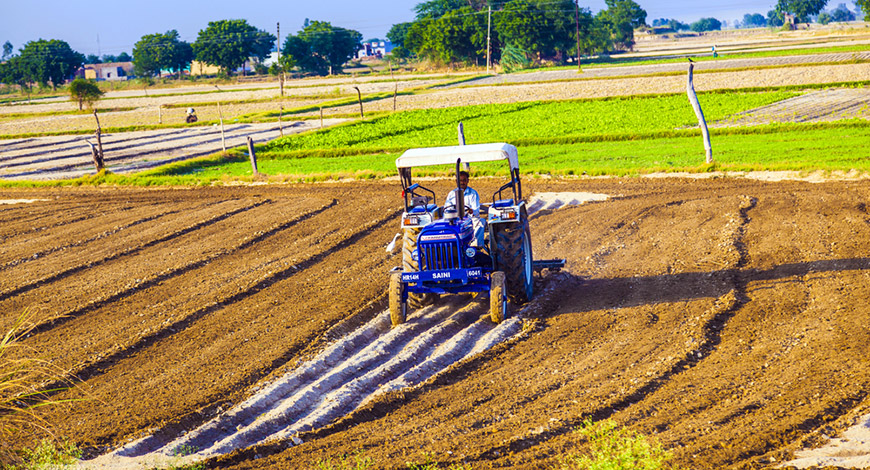 Reimagining Indian Agriculture How technology can change the game