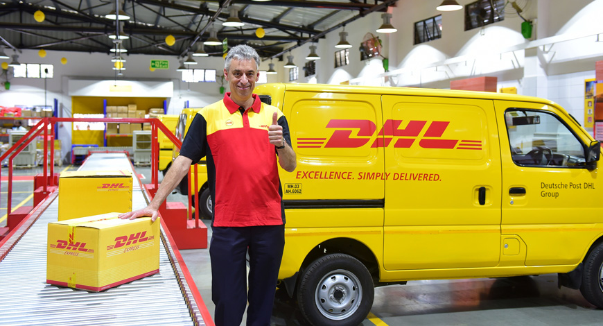 Dhl Pickup Locations >> Dhl To Invest 45 Million Over Next 3 Years In India Bw Businessworld