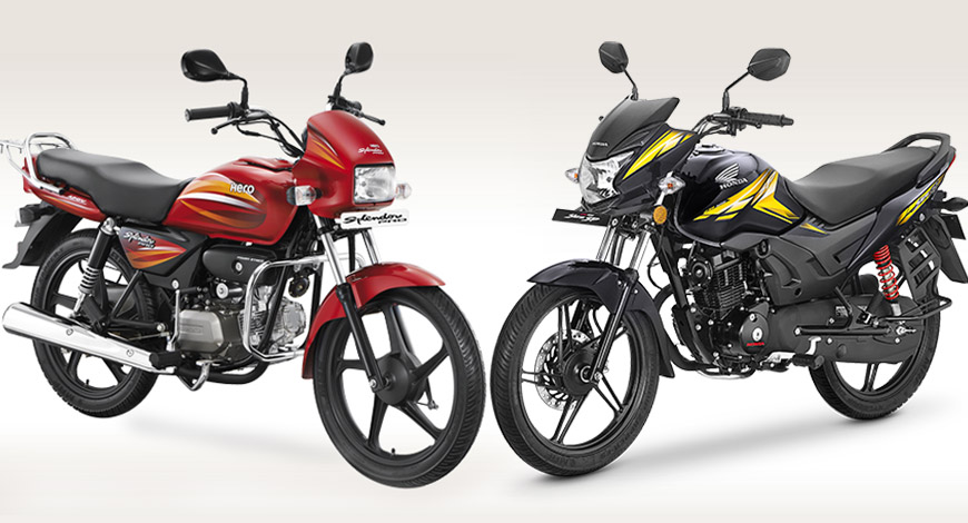 Sales Gap Between Honda And Hero Motocorp At An All Time Low