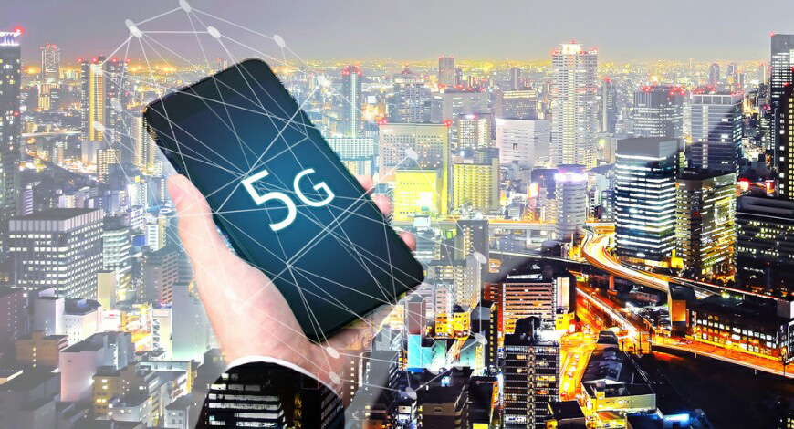 Ericsson And Bharti Airtel Bring 5G To Life At India Mobile Congress