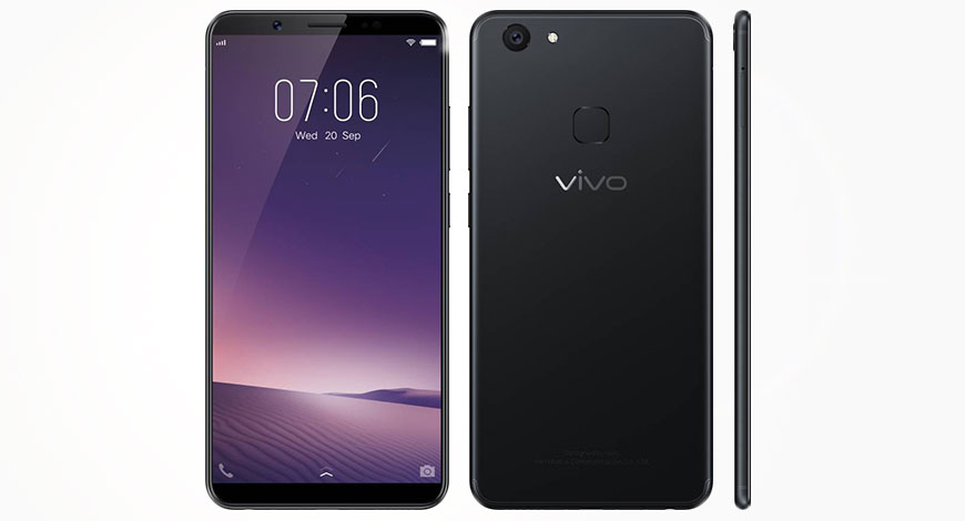 Vivo V7 Plus With 18 9 Fullview Display Launched In India Everything
