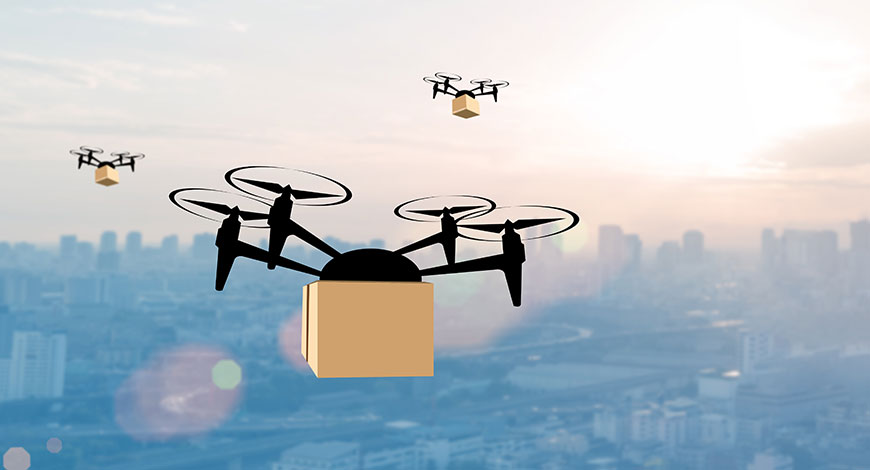 Drones: The Human Ingenuity