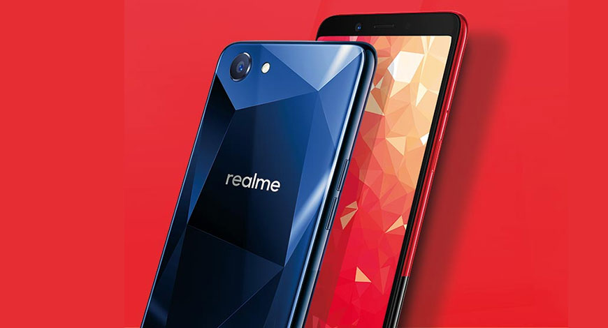 968eb38685a Oppo Realme 1 Launched In India Price Specifications Launch Offers ...