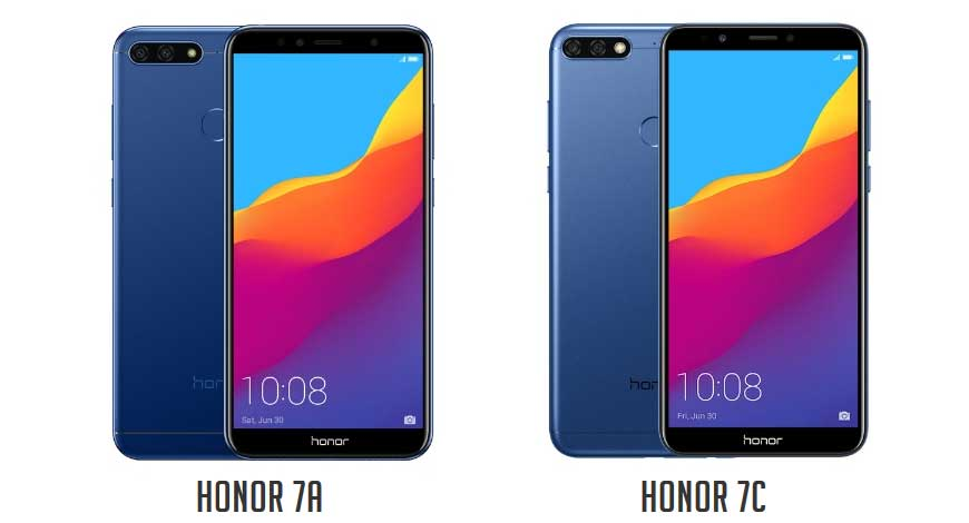 150d174a8 Honor 7A Honor 7C Launched In India Price Specifications And More ...