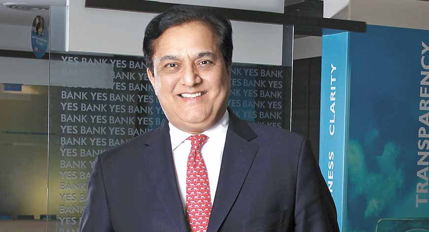 RBI Allows Rana Kapoor To Continue As Yes Bank MD CEO Till Jan End on