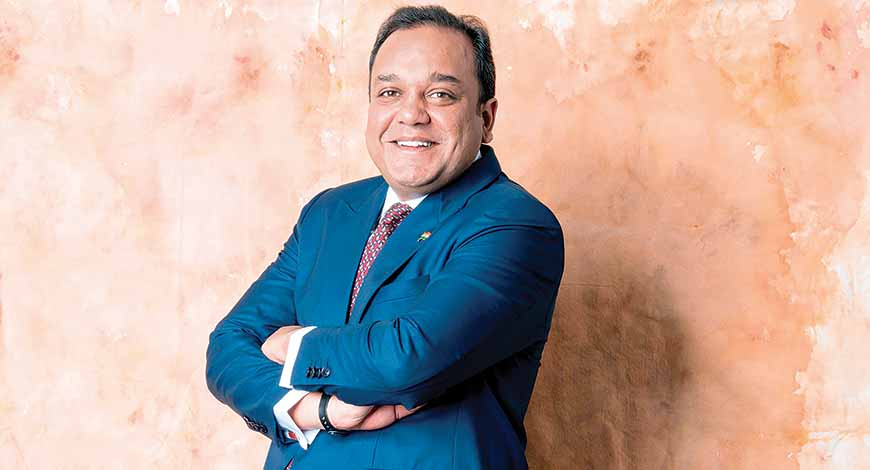 In This Proxy Corporate War, Punit Goenka Is The Preserver