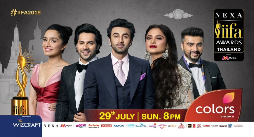 Watch your favorite stars perform at the 19th IIFA Awards on