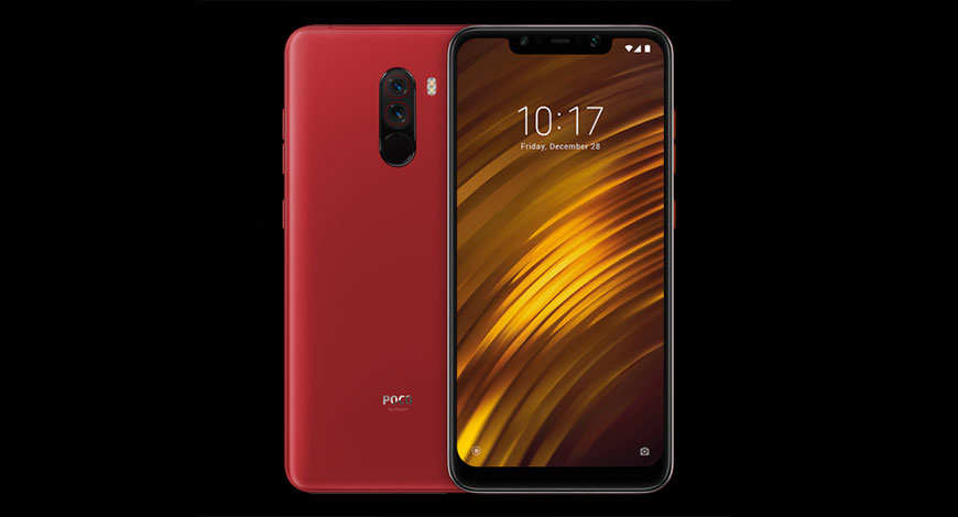 Xiaomi Poco F1 With Qualcomm Snapdragon 845 Launched In