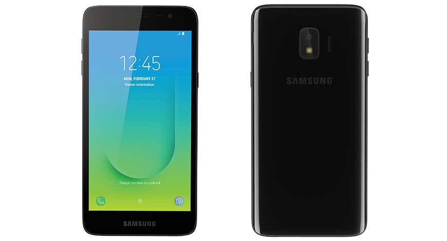 Samsung Galaxy J2 Core Is Samsung s First Android Oreo Go