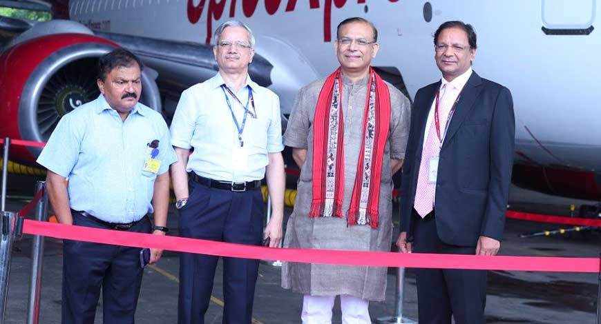 SpiceJet Launches Dedicated Air Cargo Services SpiceXpress