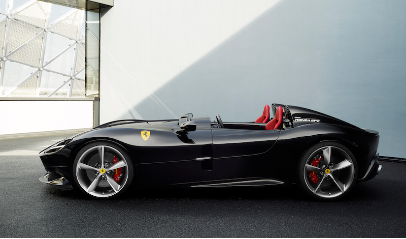 Ferrari Unveils The Monza Sp1 And Sp2 The First Models In A New