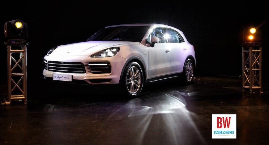 Porsche Launches Cayenne E-Hybrid In India Along With V6 And V8 Models
