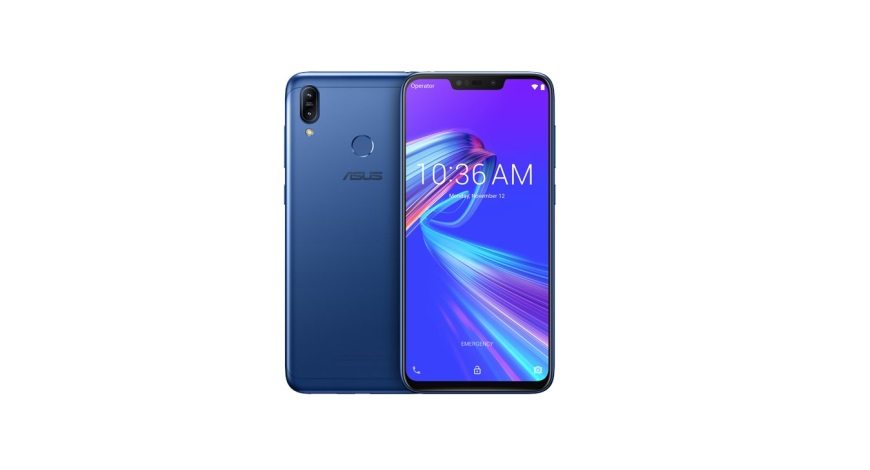 Asus Zenfone Max Pro M2 Zenfone Max M2 With Notch Displays