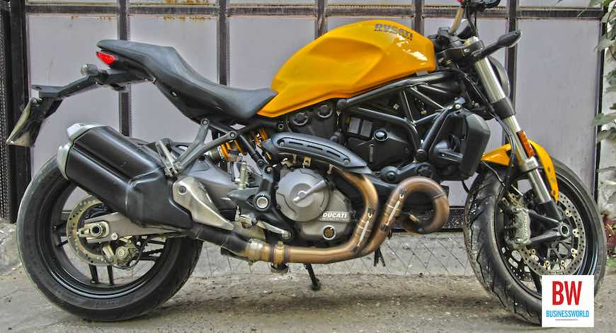 2018 Ducati Monster 821 Review The Bike That Saved Ducati 25 Years