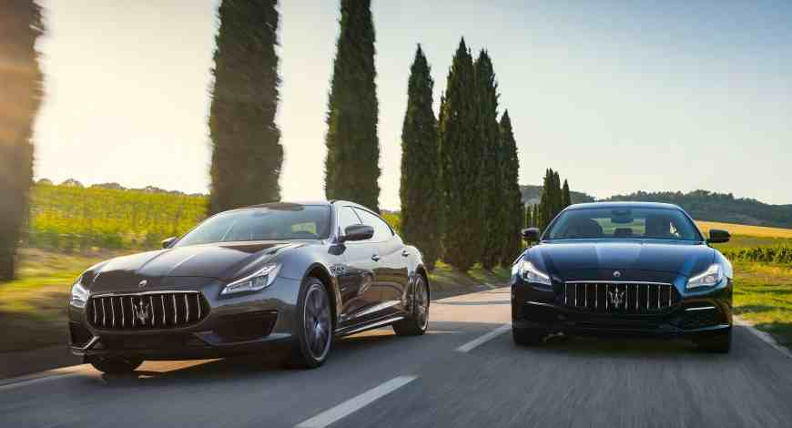 2019 Maserati Quattroporte Launched In India And The First One Is