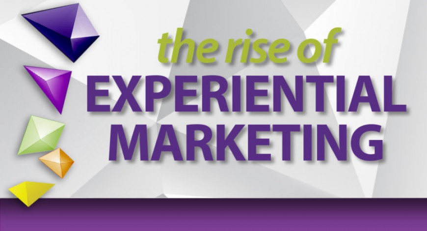 Why experiential marketing is on the rise?