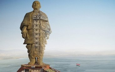 PM Dedicates Sardar Patel's 'Statue Of Unity' To Nation