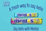 Mentos' 'Product' Innovation With #SayHello