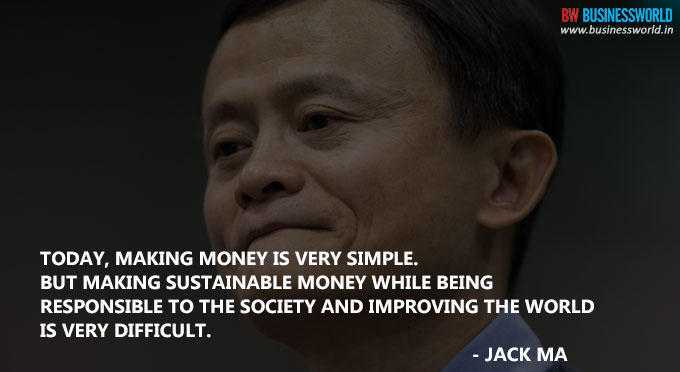 Latest Business And Financial Quotes Inspirational Quotes Jack Ma