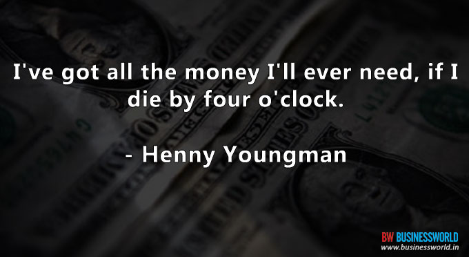 Latest Business And Financial Quotes Inspirational Quotes Henny